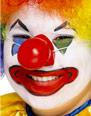 Accessoires de clown Nez de Clown rouge qui grince