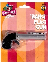 Clown drapeau Bang Gun Accessoires de clown