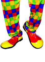 Chaussures de Clown Jumbo Deluxe Accessoires de clown