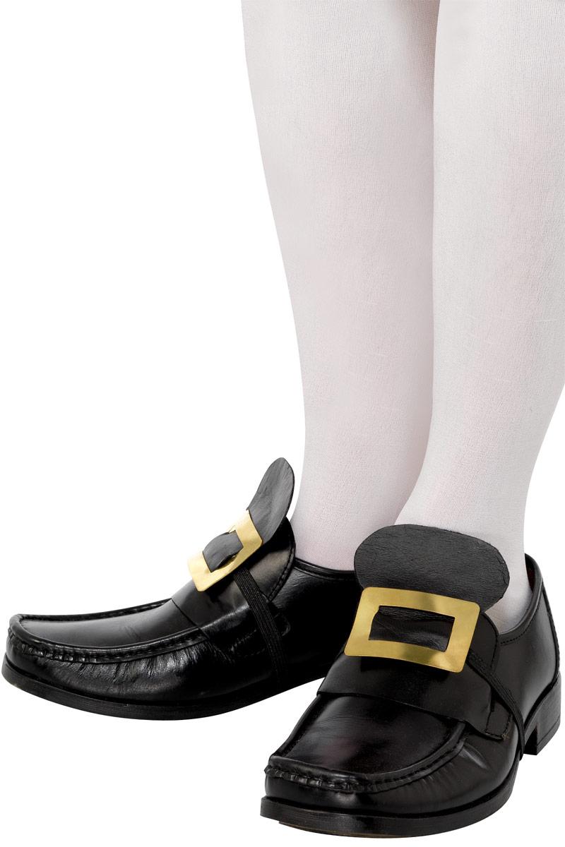 Accessoires génériques Contes de Olde Angleterre chaussure boucle en métal doré