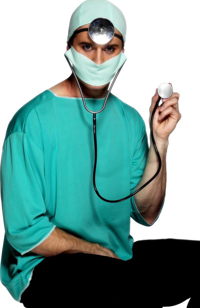 Accessoires génériques Chirurgiens Set bleus