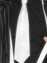 Accessoires génériques Gangster cravate blanche