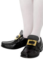 Contes de Olde Angleterre chaussure boucle en métal doré Accessoires génériques