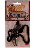 Lacet Cowboy cravate métal Accessoires génériques