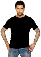 Tatouage bras Accessoires génériques