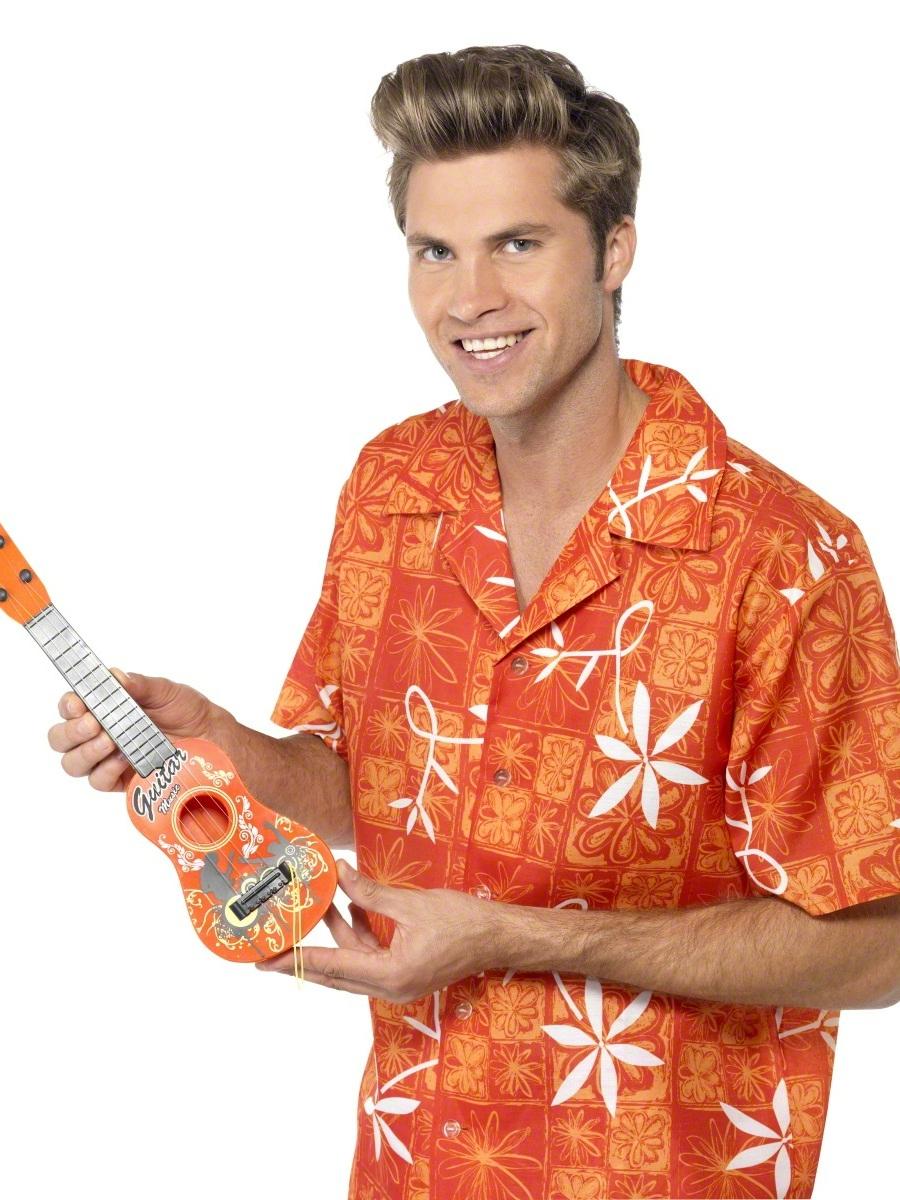 Accessoires hawaïennes Guitare hawaïenne Miniture