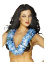 Blue Hawaiian Lei Accessoires hawaïennes