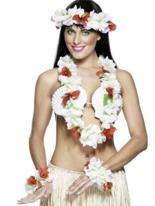 Mis en hawaïen Accessoires hawaïennes