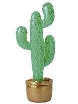Cactus gonflable Accessoires hawaïennes