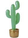 Accessoires hawaïennes Cactus gonflable