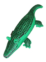 Crocodile gonflable Accessoires hawaïennes