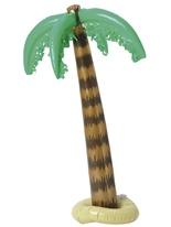 Palmier gonflable Accessoires hawaïennes