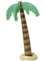 Accessoires hawaïennes Palmier gonflable