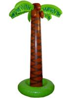Grand palmier gonflable Accessoires hawaïennes