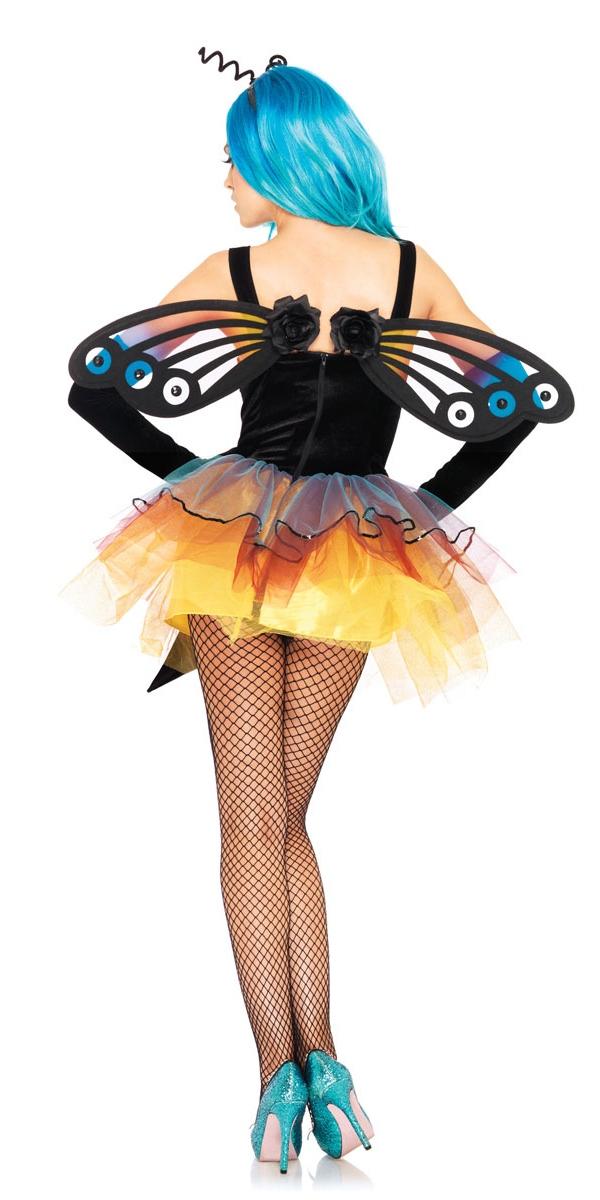 Ailes & Halos Ailes de papillon sans bretelles