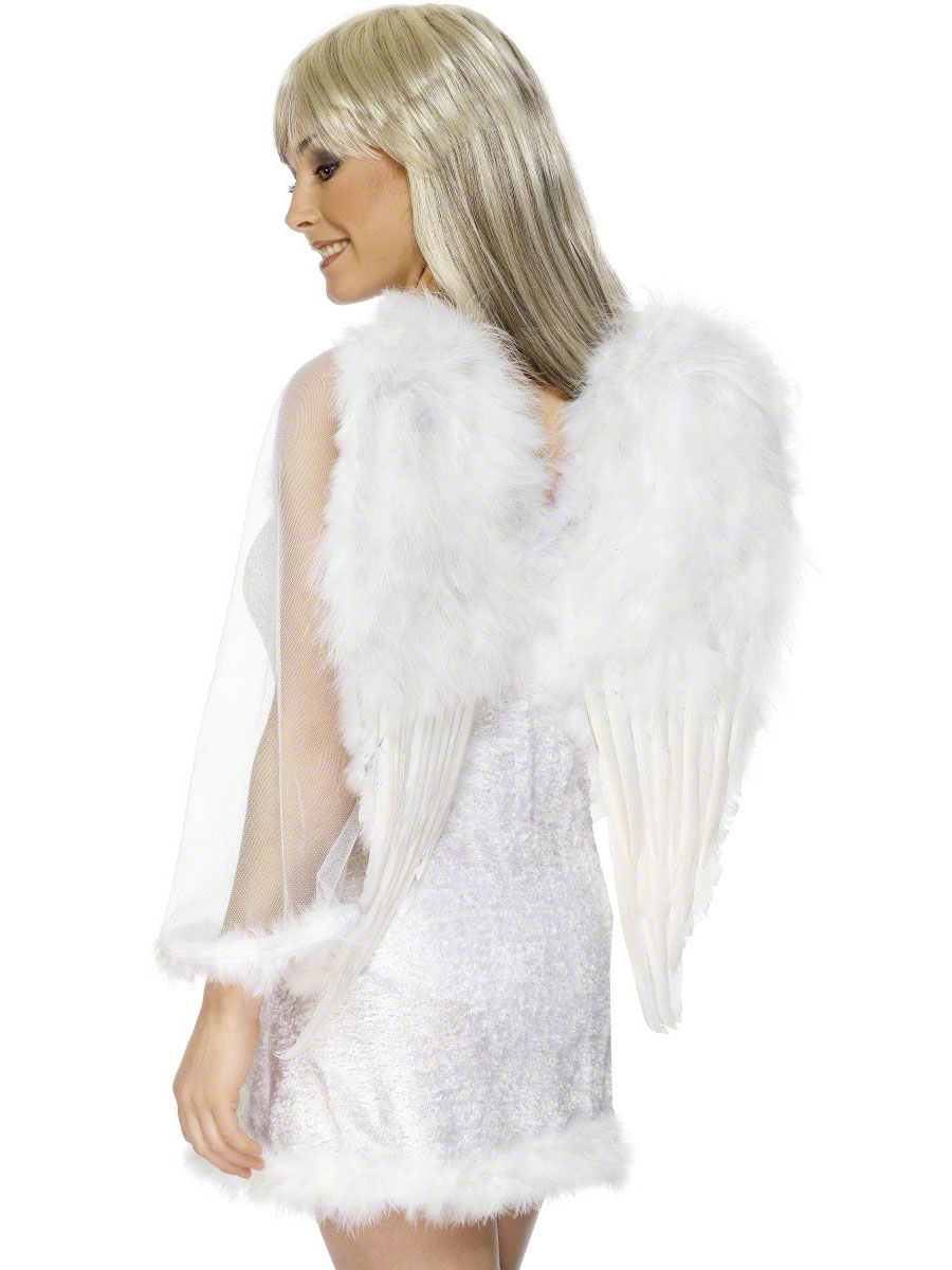 Ailes & Halos Ailes d'ange plume extra-large