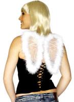 Paillettes mini ailes blanc Ailes & Halos