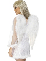 Ailes d'ange plume extra-large Ailes & Halos