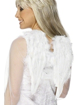 Ailes d'ange plume blanche Ailes & Halos