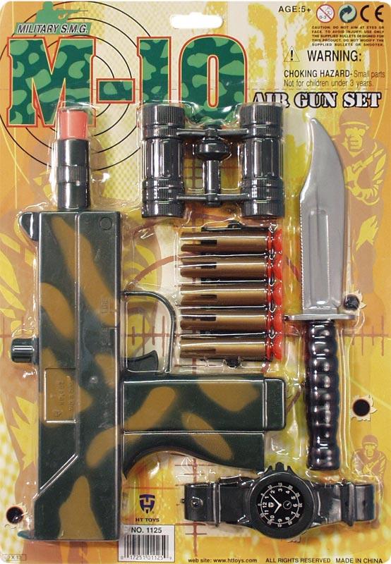 Armes à feu Jeu de pistolet Commando