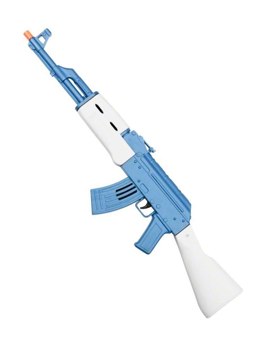 Armes à feu AK47 Kalashnikov déclenchant son fusil