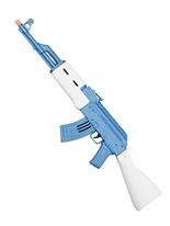 AK47 Kalashnikov déclenchant son fusil Armes à feu