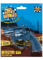 Détective pistolet bleu Armes à feu