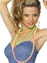 Bijoux fantaisie Party perles fluorescentes