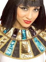 Collier égyptien Bijoux fantaisie