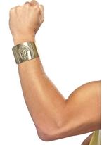 Bracelet de bronze grecque Bijoux fantaisie