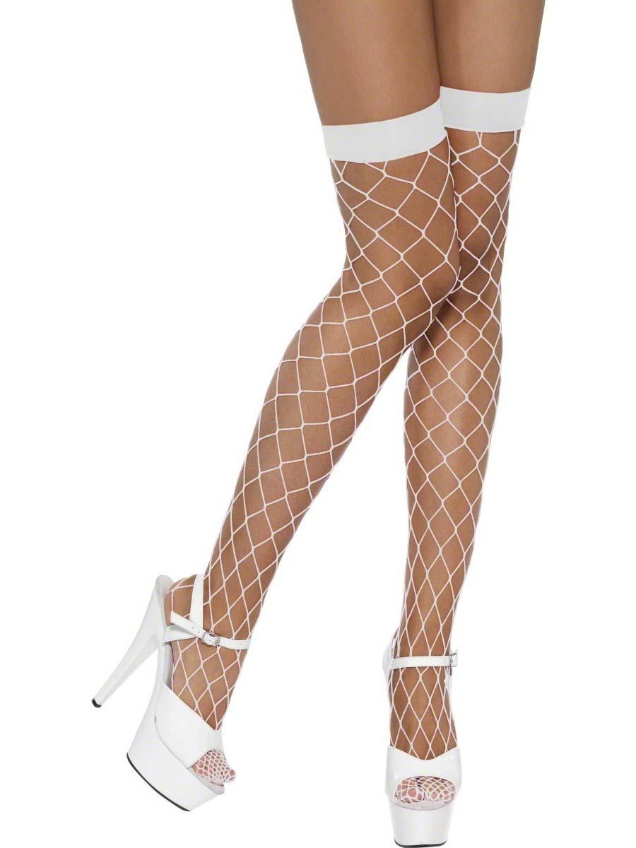 Bonnet Diamant Net blanc cuissardes