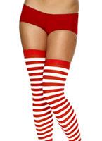 Blanc & rouge cuissardes Bonnet