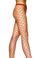 Collants de diamant diamant rouge Bonnet