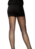 Collants noirs résille Bonnet