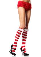Chaussettes de canne en bonbon Bonnet