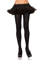 Collants opaques en Nylon noir Bonnet