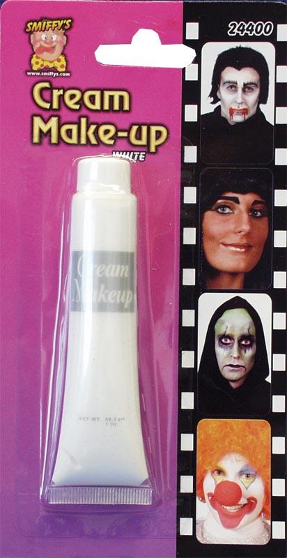 Déguisement Maquillage Maquillage blanc crème