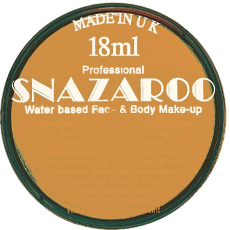 Déguisement Maquillage Visage peinture électrique cuivre