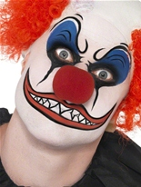 Clown maquillage Kit Déguisement Maquillage