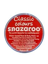 Visage et corps peinture brillante rouge eau basée Déguisement Maquillage