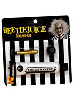 Beetlejuice make up Déguisement Maquillage