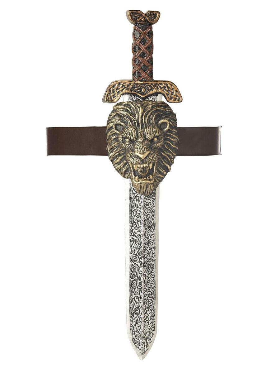 Épées & Couteaux Épée romaine avec gaine de Lion