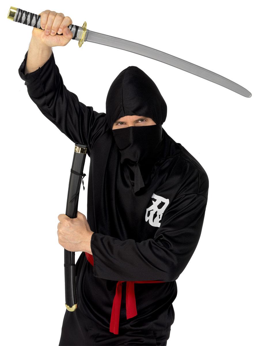 Épées & Couteaux Ninja épée et fourreau noir