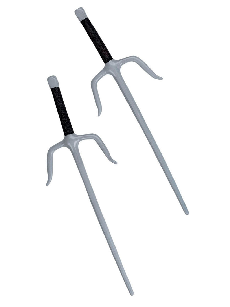 Épées & Couteaux Ninja Turtles Sais dagues