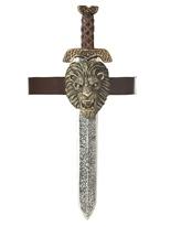 Épée romaine avec gaine de Lion Épées & Couteaux
