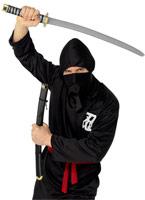 Ninja épée et fourreau noir Épées & Couteaux