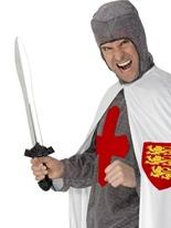 Épée des Chevaliers Black Silver Épées & Couteaux