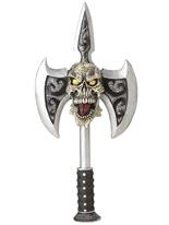 Mâchoire compte-gouttes crâne hache Épées & Couteaux