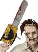 Leatherface Chainsaw Épées & Couteaux