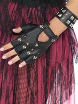 Bracelet clouté punk Gants